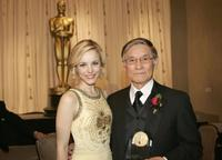 Rachel McAdams and Don Hall at the Scientific and Technical Awards.