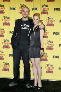Ryan Gosling and Rachel McAdams at the 2005 Teen Choice Awards.