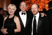 Judy O Sullivan, Rance Howard and Ron Howard at the 56th Annual ACE Eddie Awards.