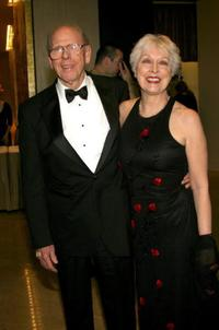 Rance Howard and Judy O Sullivan at the 56th Annual ACE Eddie Awards.