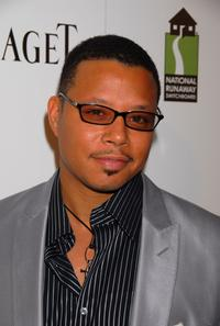 Terrence Howard at the Piaget pre-GRAMMY Brunch.