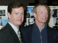 Dylan Baker and Bill Irwin at the premiere of