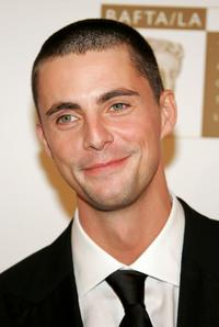 Matthew Goode at the 14th Annual Britannia Awards.