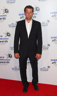 Rhys Muldoon at the 2010 Samsung Mobile AFI Awards.