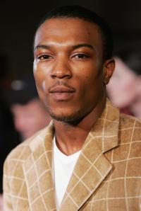 Ashley Walters at the London party at Spencer House.