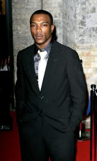 Ashley Walters at the tenth annual British Independent Film Awards.