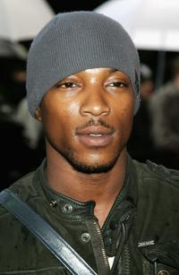 Ashley Walters at the launch event of