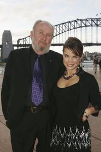 Bill Hunter and Sigrid Thorton at the 6th Annual Lexus IF Awards.