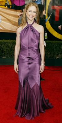 Holly Hunter at the 10th Annual Screen Actors Guild Awards.