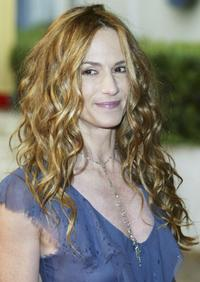 Holly Hunter at 29th American Film Festival premiere of