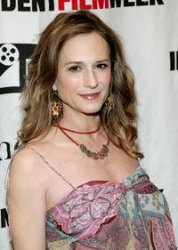Holly Hunter at the New York premiere of