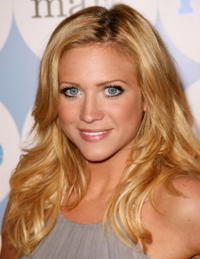 Brittany Snow at People Magazine's Official GRAMMY Kick-Off Party in Hollywood.