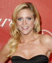 Brittany Snow at the 2008 Palm Springs International Film Festival Awards.
