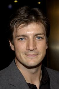 Nathan Fillion at the premiere of