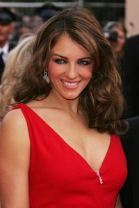 Elizabeth Hurley at the