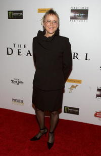 Mary Beth Hurt at the Premiere Lounge after party for