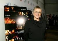 Mary Beth Hurt at the world premiere of