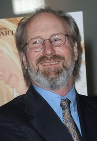 William Hurt at the California premiere of
