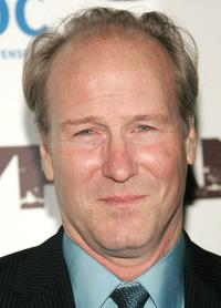 William Hurt at the premiere of
