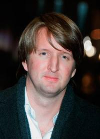 Tom Hooper at the charity screening of