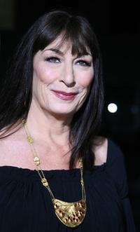 Anjelica Huston at the California premiere of