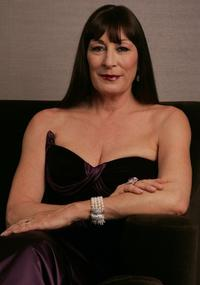Anjelica Huston at the 8th Annual Costume Designers Guild Awards.