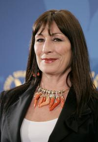 Anjelica Huston at the 58th Annual Directors Guild Of America Awards.
