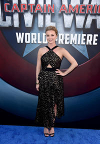 Emily VanCamp at the California premiere of