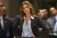Emily VanCamp as Agent 13 in