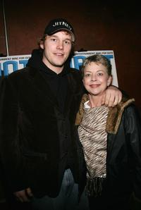 Chris Pratt and Guest at the Sundance party of