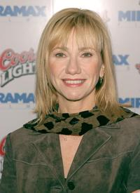 Kathy Baker at the premiere of