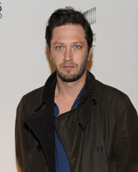 Ebon Moss-Bachrach at the Season 3 premiere of