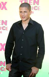 Wentworth Miller at the 8th Annual Teen Choice Awards.