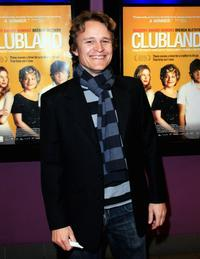 Damon Herriman at the Australian premiere of