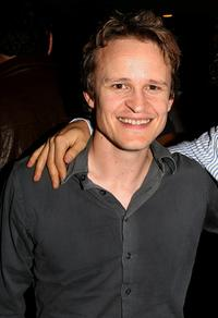 Damon Herriman at the UK screening of