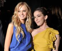 Sara Paxton and Martha MacIsaac at the after party of the premiere of