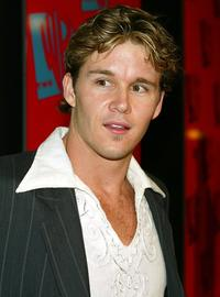 Ryan Kwanten at the WB Networks 2004 All-Star Winter Party.