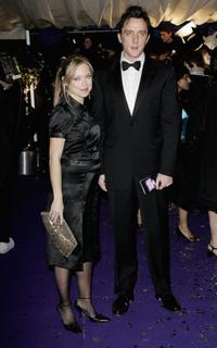 Sarah Alexander and Peter Serafinowicz at the British Comedy Awards 2006.