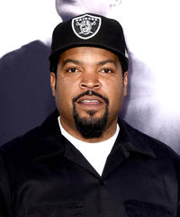 Ice Cube at the California premiere of