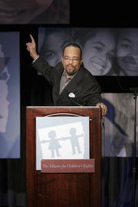 Ice T at the 13th Annual Childrens Rights Awards Gala.