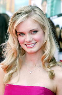 Sara Paxton at the Hollywood premiere of