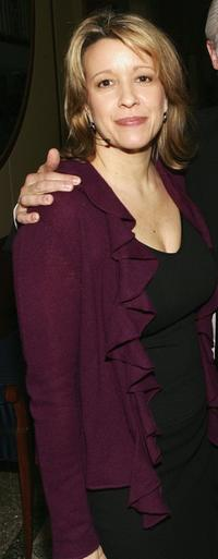 Linda Emond at the Roundabout Theatre Company's Spring Gala 2006.