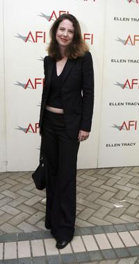Robin Weigert at the 2004 AFI awards luncheon.
