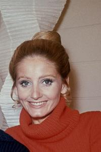 An Undated File Photo of Jill Ireland.