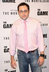 P. J. Byrne at the CBS Paramount Network Television's