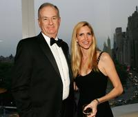 Bill O'Reilly and Ann Coulter at the TIME's 100 Most Influential People Gala.