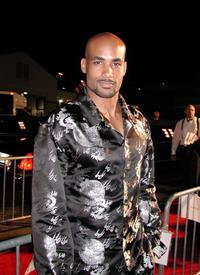 Boris Kodjoe at the 33rd Annual National Association for the Advancement of Colored People (NAACP) Image Awards.