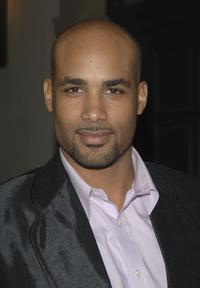 Boris Kodjoe at the launch party of Our Stories Films.
