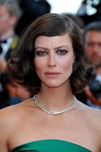 Anna Mouglalis at the premiere of