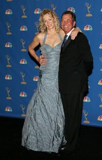 Jean Smart and Gregory Itzin at the 58th Annual Primetime Emmy Awards.